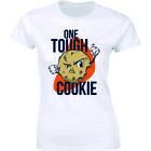One Tough Cookie Shirt - Funny Cute Cookies Design Women's T-shirt Tee