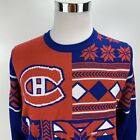 Montreal Canadiens Mens NHL Apparel Forever Collectibles Pullover Sweater $29.99 USD on eBay