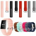 USA For Fitbit Charge 3 Replacement Silicone Watch Band Wrist Strap Bracelet ol image