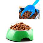 New Plastic Pet Cat Dog Puppy Handle Food Scooper Spoon Scoop Shovel Seed Feed