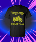 2019 Special Tee Motorcycle Bob Dylan HWY 61 Triumph T Shirt Cotton Size S-2XL $12.09 USD on eBay