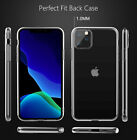 CLEAR Case For iPhone 11 Pro XR X XS MAX 6 7 8 Plus Shockproof Silicon Cover