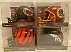 NFL Helmet 3M Scotch tape dispenser NIB $5.0 USD on eBay