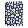 Daisies Blue Flowers Floral Kindle Paperwhite Touch PU Leather Flip Case Cover
