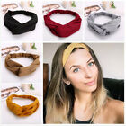 Fashion Women Turban Twist Knot Head Wrap Headband Twisted Knotted Hair Band