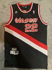 NWT Clyde Drexler #22 Portland Blazers Throwback Jersey on eBay