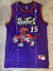 Vince Carter #15 Toronto Raptors Throwback Jersey Men