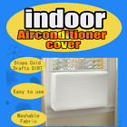 Beige Indoor Window Air Conditioner Cover, Window Unit AC Cover US $19.41 USD on eBay