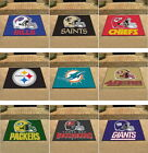 "NFL Area Rug All Star Mat  All Teams 34"" x 42"" $48.89 USD on eBay"