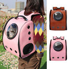 Soft Pet Backpack Carrier for Cats Dog Bubble Window Travel Bag Airline Approved