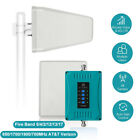 2G 3/4G AT&T Verizon 700/850/1700/1900MHz Cell Phone Signal Booster LTE Repeater