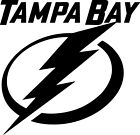 """Tampa Bay Lightning NHL Decal """"Sticker"""" for Car or Truck or Laptop $5.99 USD on eBay"""