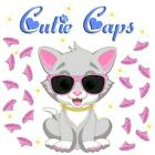 Cutie Caps 40 pack Light Pink Glitter Soft Nail Guard for Cat Paws / Claws