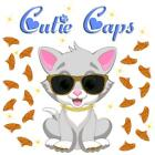 Cutie Caps 40 pack Gold Prism Glitter Soft Nail Guard for Cat Paws / Claws