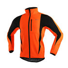 Men Winter Cycling Jacket Bike Jersey MTB Windproof Waterproof Soft shell Coat