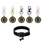 Boston Bruins Pet Tag Collar Charm Hockey Dog Cat - Pick Your Color $14.99 USD on eBay
