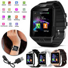 Fashion DZ09 Bluetooth Smart Watch Phone &Camera SIM Card Fit Android IOS Phones image