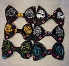 STAR WARS SUGAR SKULL ~ PREMIUM BOW TIE ~ Multiple Versions **FREE SHIPPING** $9.98 USD on eBay