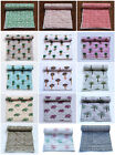 New Indian Hand Block Printed Cotton Coverlet Baby Quilt With 100 Cotton Filled