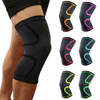 Copper Knee Wrap Brace Support Kneepad Sport Patella Protect Compression Sleeve $8.99 USD on eBay