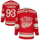 Johan FRANZEN Detroit Red Wings Winter Classic Officially Licensed NHL Jersey