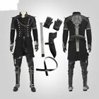 Newest Kingsglaive Final Fantasy XV FF15 Nyx Ulric Cosplay Costume Deluxe Outfit