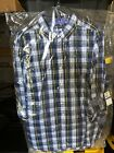 Authentic Nautica Blue and Yellow Long Sleeve NWT