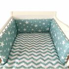 Crib Bumper Around Cot Baby Nursery Sets Bumpers For Infant Cot Cradle Cartoon
