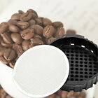 1/2PC Solid Reusable Stainless Steel Coffee Maker Filter Pro Home for AeroPress
