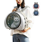 Astronaut Cat Dog Puppy Carrier Backpack Breathable Pet Travel Bag Space Capsule