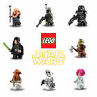 LEGO Star Wars and The Mandalorian minifigures - SELECT YOUR MINIFIG