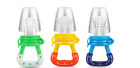 Kyпить 3 Pack Baby Food Feeders Teething Toy Pacifier Fresh Fruit Silicone Pouch Nipple на еВаy.соm