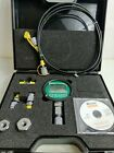 DIGITAL PRESSURE TEST KIT STAUFF GERMANY 0-600 BAR (0-8800 PSI) C/W 2m TEST HOSE