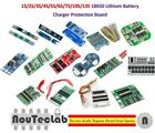 1S/2S/3S/4S/5S/6S/7S/10S/13S 18650 Lithium Battery Protection Board BMS PCB