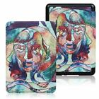 For Amazon Kindle Paperwhite 4 10th Gen Ultra Slim PU Leather Case Smart Cover A