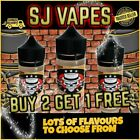 VAPE JUICE E LIQUID - 240 FLAVOURS TO CHOOSE FROM 100 ML 80VG 20PG