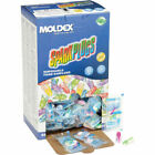 Moldex 6604 SparkPlugs Uncorded Earplugs Individually Wrapped Various Quantities