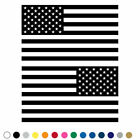 American Flag Decal Fender Door Vinyl Sticker - Set of 2 for LEFT and RIGHT Side $10.95 USD on eBay