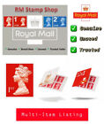 First Class Stamps Royal Mail Letter Self Adhesive 100% Genuine
