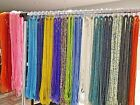 NEW  BEAUTIFUL MULTI-COLORED WAIST BEADS 0-50 INCHES  ALL COLORS AVALIABLE!!!