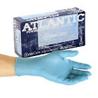 Small Lightly-Powdered Nitrile Atlantic Disposable Gloves, Case of 1000