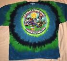 DEAD and COMPANY-SUMMER TOUR 2018-TOUR SHIRT-2 SIDED-TIE DYE-Sz 3X-Wier,Hart NEW image