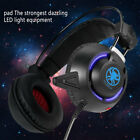 USB LED Game Light Headset For PC PS4 PLEXTONE PC835 Notebook Computer Earphone
