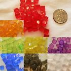 Board Game Cubes 8mm - Plastic Tokens - Euro Meeple Pieces - 3 SHIPS ALL