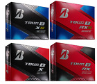 Bridgestone Tour B Golf Balls 2018 X, XS, RX, RXS  - 2 Dozen Pick your Model