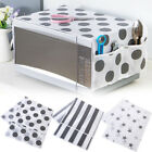 Dustproof With Storage Bags Decoration Simple Protection Microwave Oven Cover