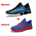 2pcs/set Casual Running Sport Casual Lovers Shoe For Men Woman Sport Shoes US