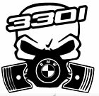 calavera bmw serie 3 330i etc tuning sticker auto fun pegatinas racing