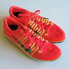 Mens Nike Zoom Victory XC 2 Spikes Running Shoes sz 9 Atomic Red Lime 599211-623 $49.9 USD on eBay
