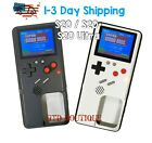Samsung S20, 20+, Ultra Full Color Display Gameboy Phone Case 36 Games FREE GIFT